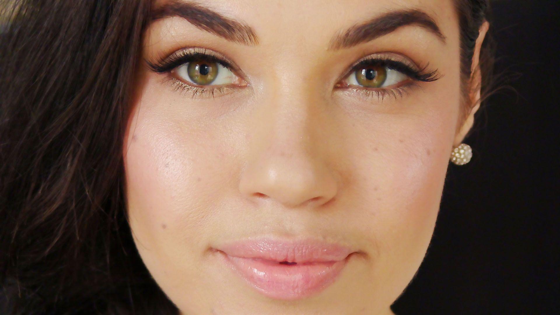 Sarah Hyland Spring Makeup Spring makeup, Soft makeup