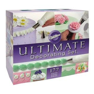 Wilton Ultimate Decorating Set Shop Hobby Lobby With Images