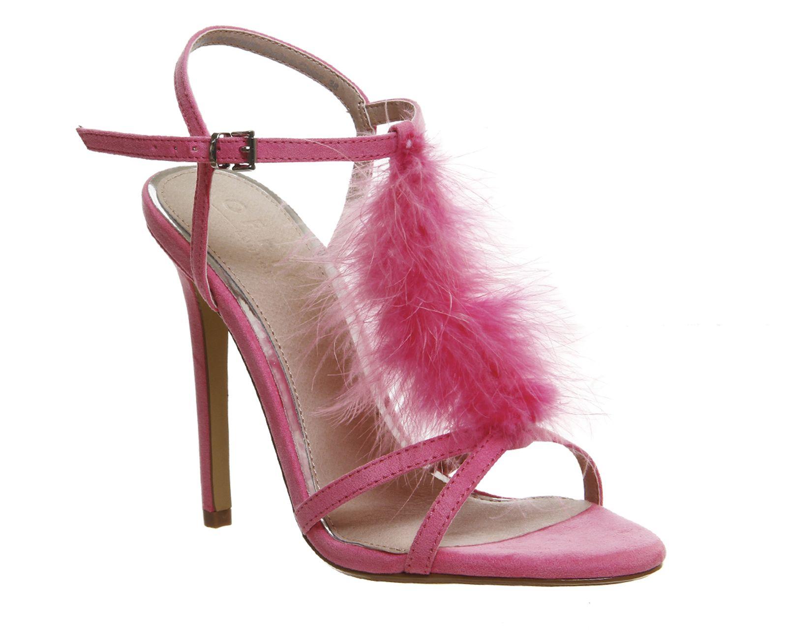 Explore Pink Office High Heelore