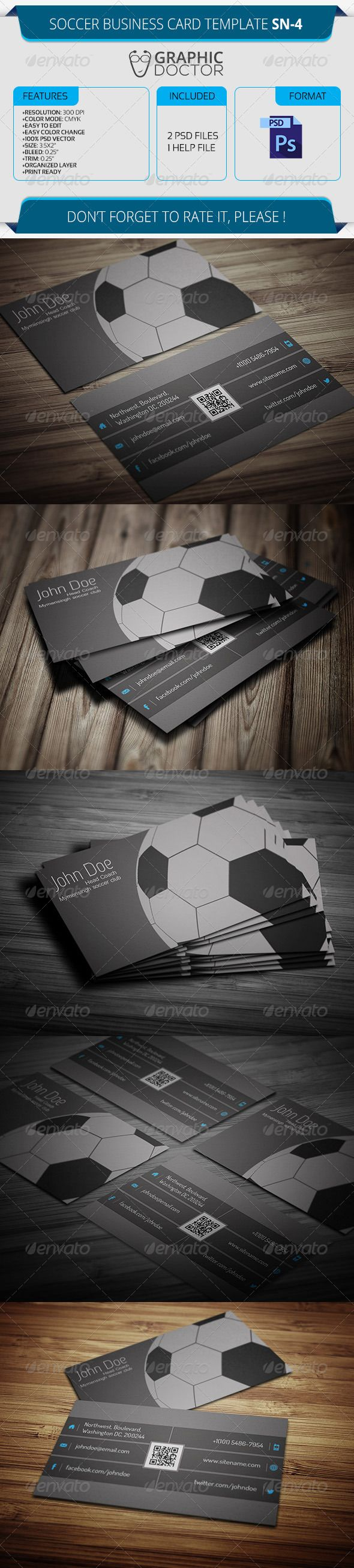 Soccer business cards images free business cards soccer business card template sn 4 creative business card soccer business card template sn 4 magicingreecefo magicingreecefo Gallery