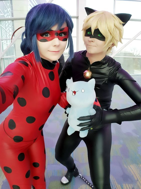 Pin On Diy Miraculous Ladybug Costume Ideas