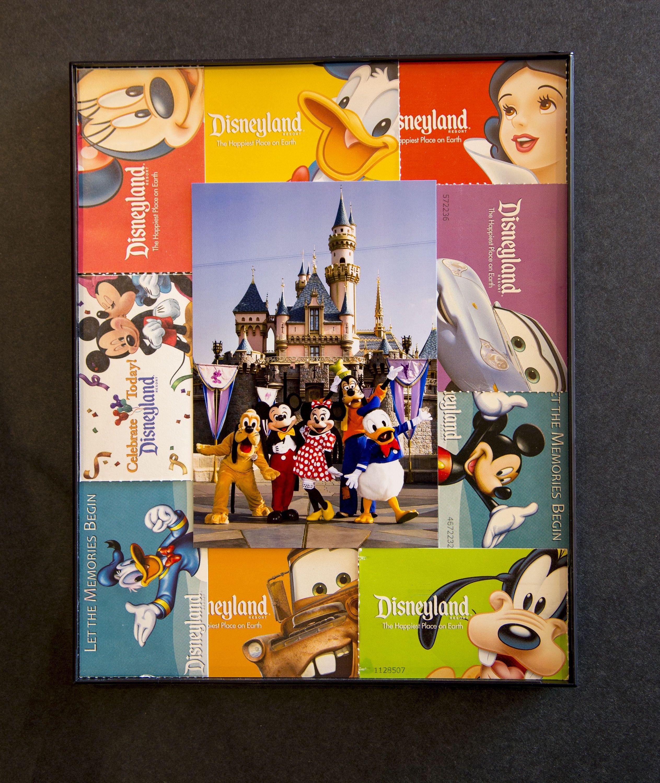 Show Your DIY Disney Side: Disney Parks Guide Map Photo Mat
