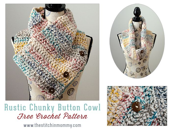 Join the Scarf of the Month Club and get 12 months of beautiful scarves (like this one) by The Stitchin' Mommy and Oombawka Design.