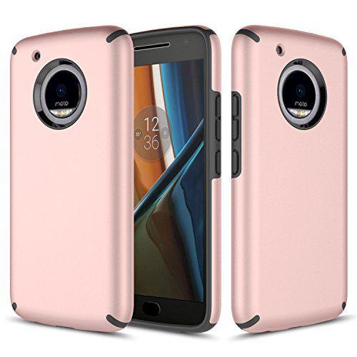 new style 5856e 129a0 Moto G5 Plus Case, Moto G Plus 5th Gen Case, NageBee Desi...   Tech ...