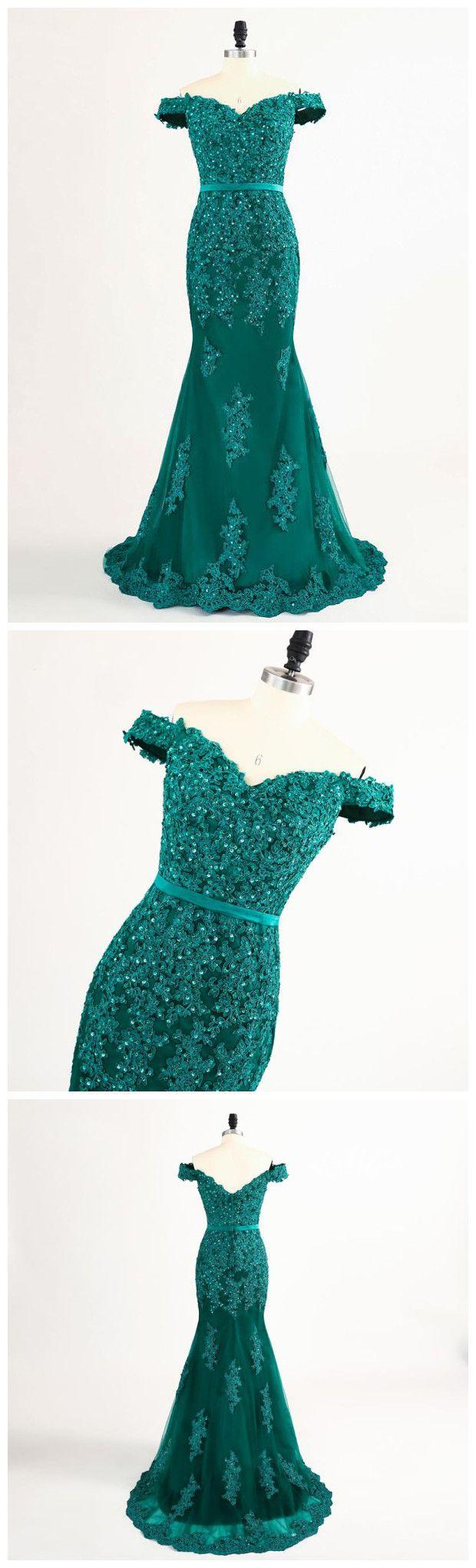 Prom dresses longprom dresses mermaidprom dresses greenbeautiful