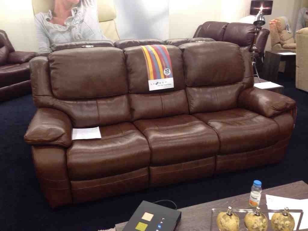 Lazy Boy Leather Sofa Reviews