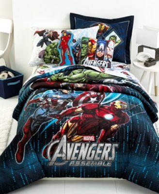 Jay Franco Avengers Comforter Sets Macys