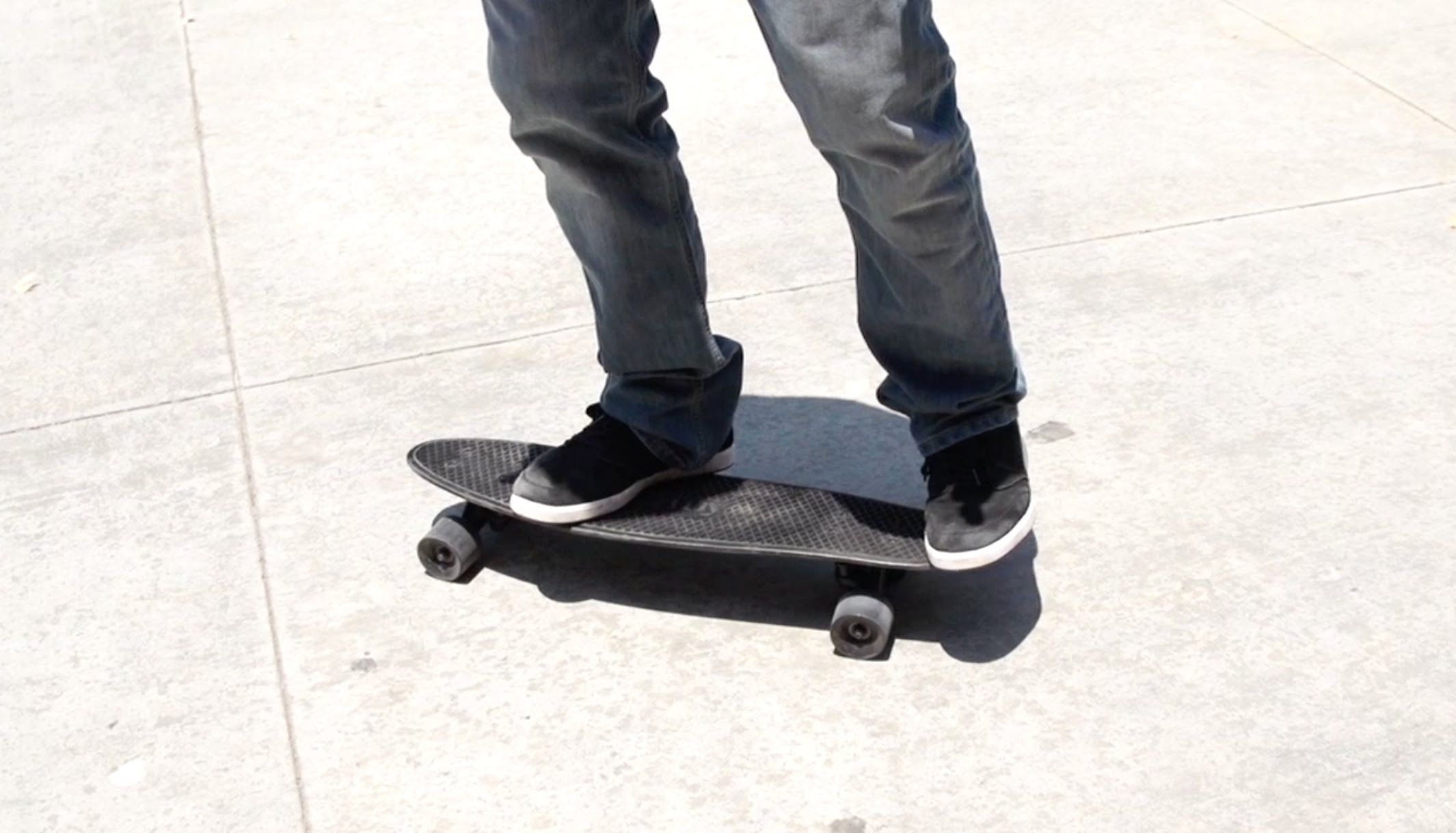 HOW TO RIDE A PENNY SKATEBOARD FOR BEGINNERS Penny
