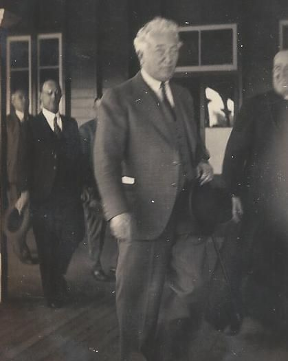 Distinguished fellow at Mt Carmel College, Charters Towers, Australia, in the 1930s.