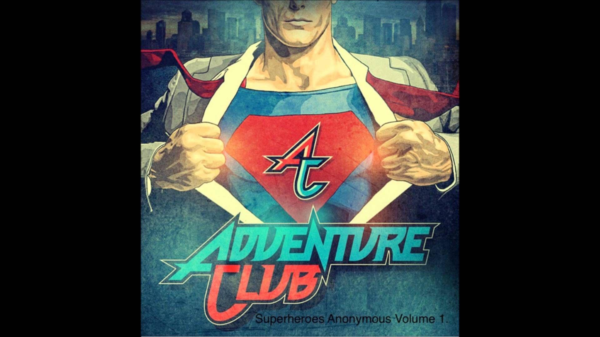 Adventure Club Superheroes Anonymous Vol 1 Free Download