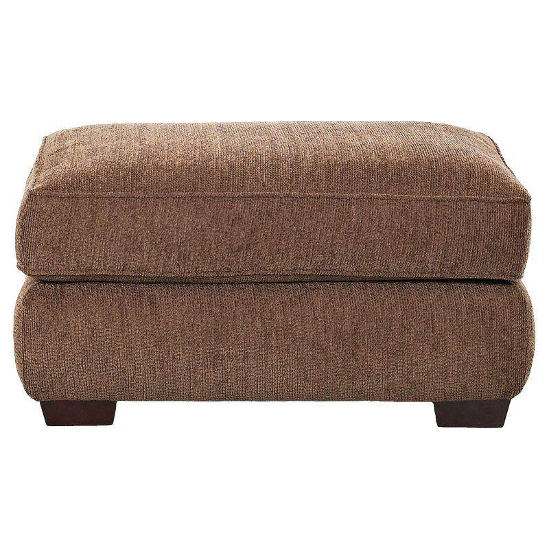 Klaussner Vaughn Fabric Ottoman - 012013130995