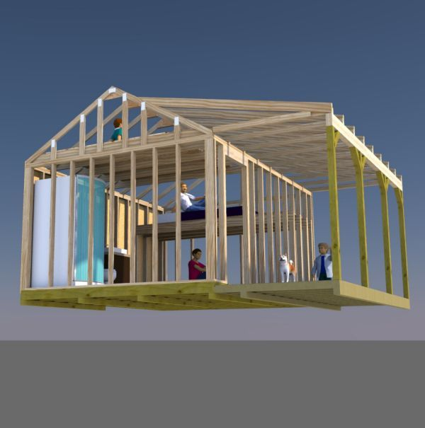 Storage Shed Building Plans 12x16 Gable Shed Plans Shed With Loft Building A Shed Shed With Porch