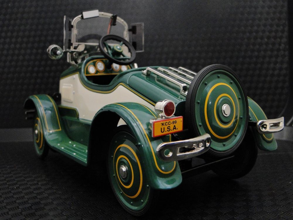 Pedal Car 1920S Ford Model A Hot Rod Rare Vintage Classic -3027
