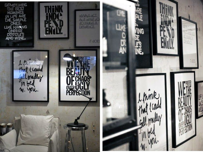 Trending Now Framed Inspirational Quotes Or Saying Wall Personalised Your Own With Profile S Poster Frames