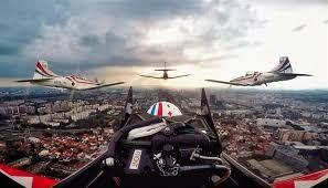 "Akrobatska grupa ""Krila Oluje"" / ""Wings of Storm"" display team-Pilatus PC-9M-Croatia Air Force"