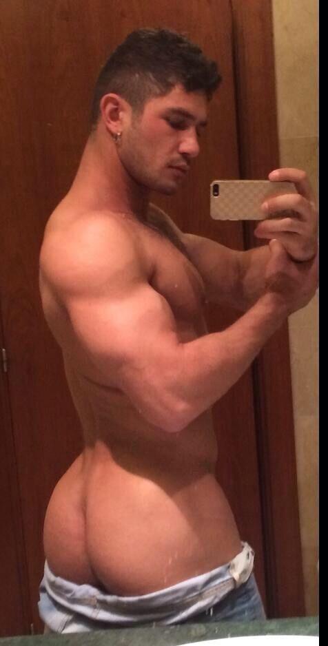 Gay men with big ass