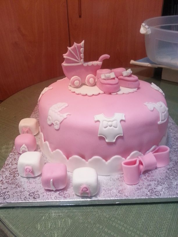 Decoracion de pasteles para baby shower google search for Decoracion de tortas para ninas