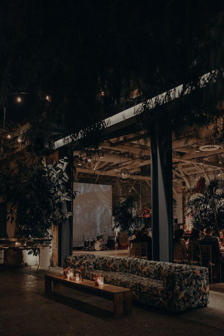 Long beach wedding photographer  Downtown Los Angeles Wedding Portraits  Honey Ceremony Millwick