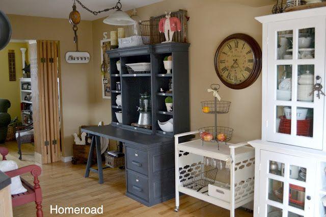 Homeroad-Skirted Sink Home interior design Pinterest Kitchens