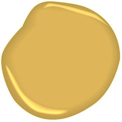 Damask gold cw 405 paint color ideas pinterest for Benjamin moore bone black