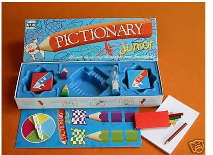 Pictionary-Junior  for art