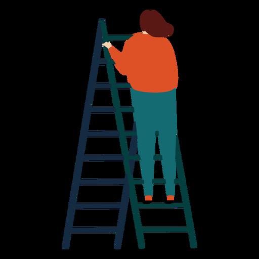 Ladder Step Ladder Height Woman Flat Ad Ad Spon Ladder Flat Woman Step In 2020 Ladder Womens Flats Shirt Maker