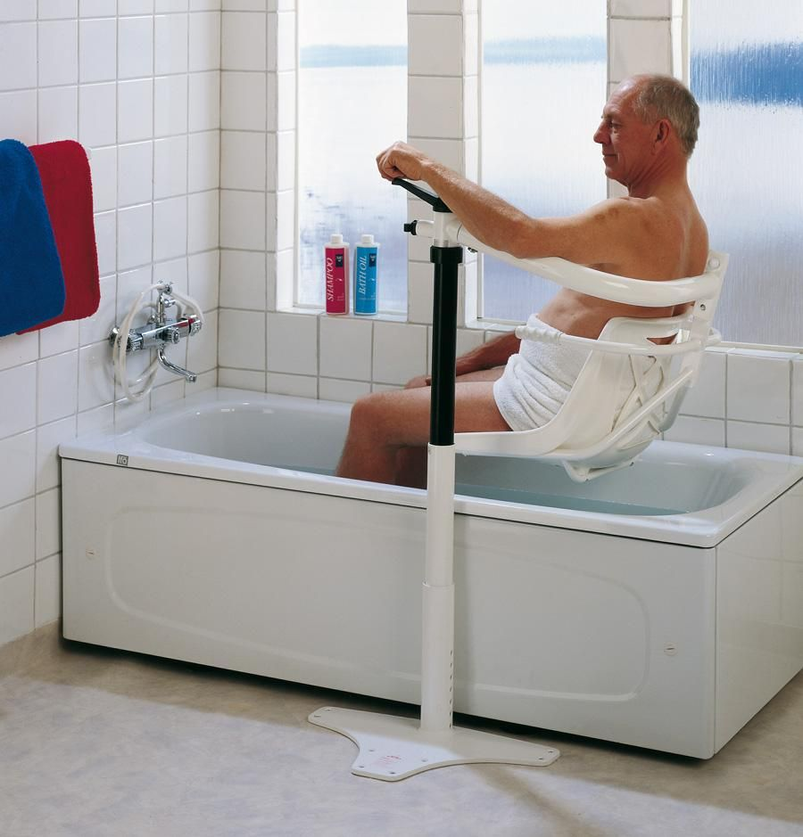 Bath Lift Chairs #AccessibleBathroomEquipment >> Learn more about ...