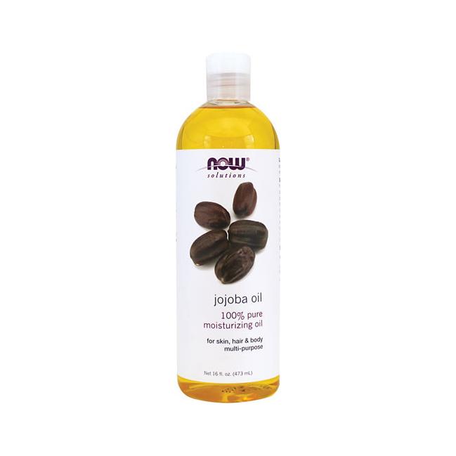 NOW Foods Jojoba Oil | 16 fl oz Liquid | Essential Oils #jojobaoil