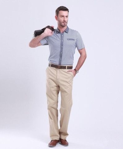 186caaaf81a Mens Business Casual Khaki Pants   Mackapparel.co Trunk Show - Saturday