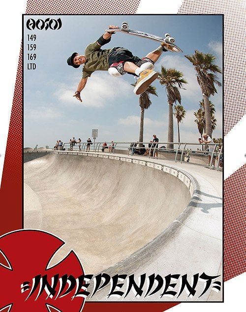 I Skate Therefore I Am Christian Hosoi Independent Ad Skateboard Photos Skate And Destroy Cool Skateboards