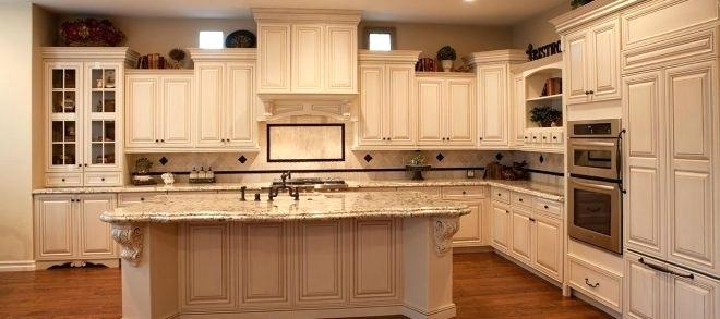 staggered kitchen cabinets lovely staggered kitchen ...