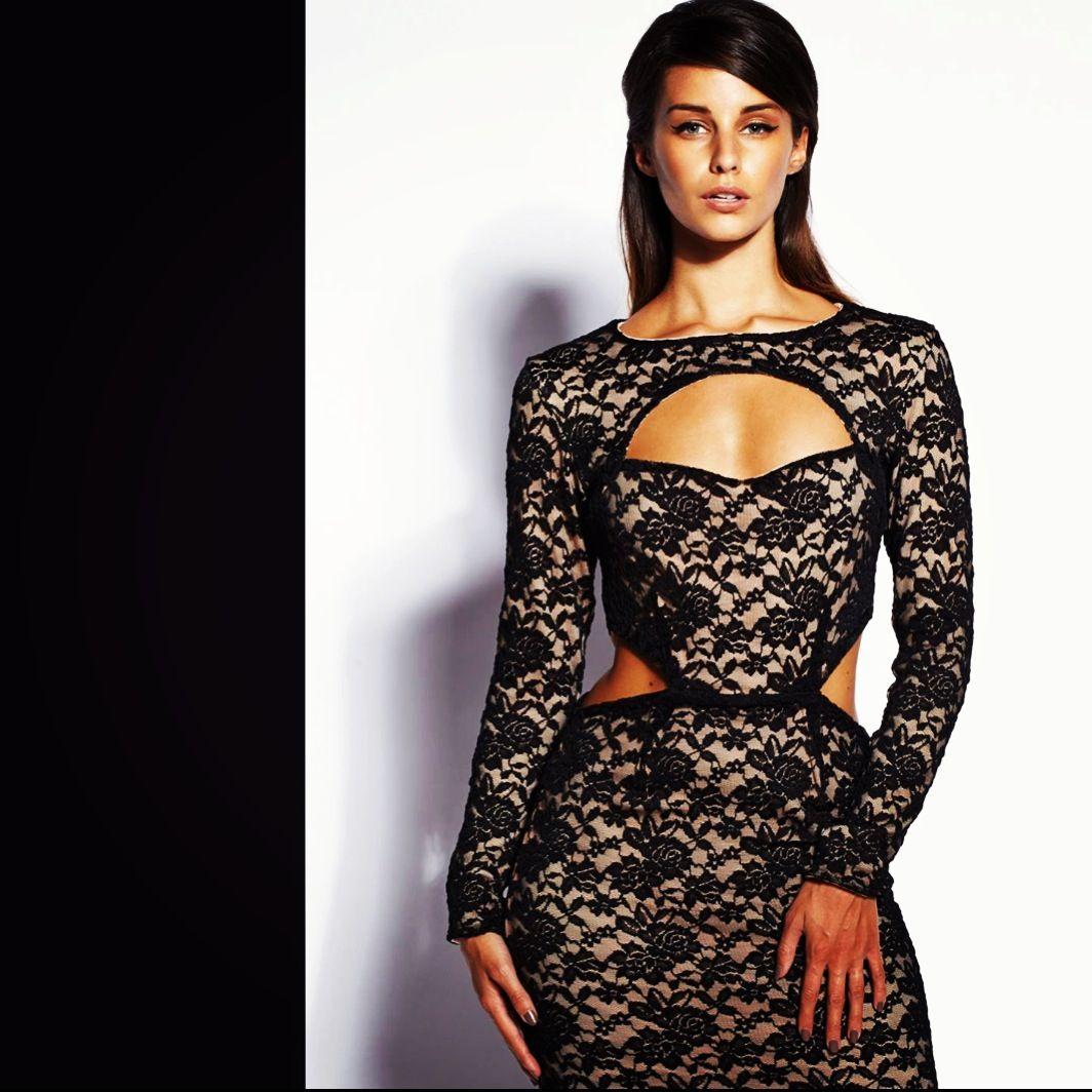 Caroline hedonia dress £75