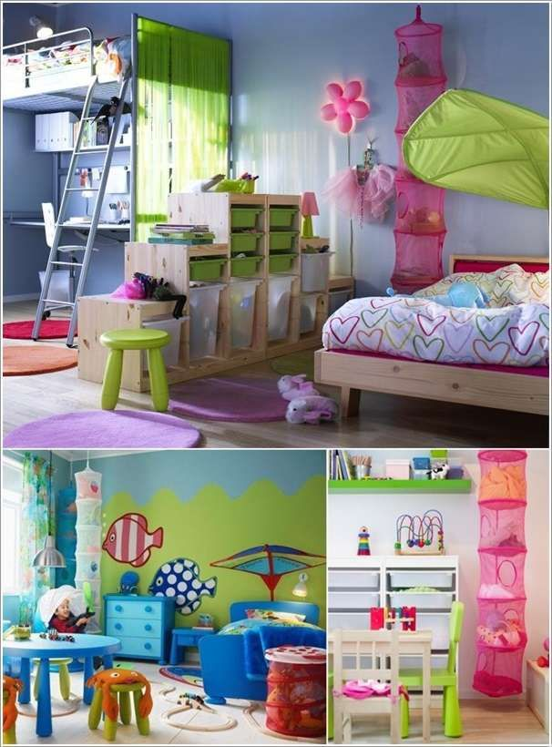 10 smart storage solutions for kids rooms | found on www ...