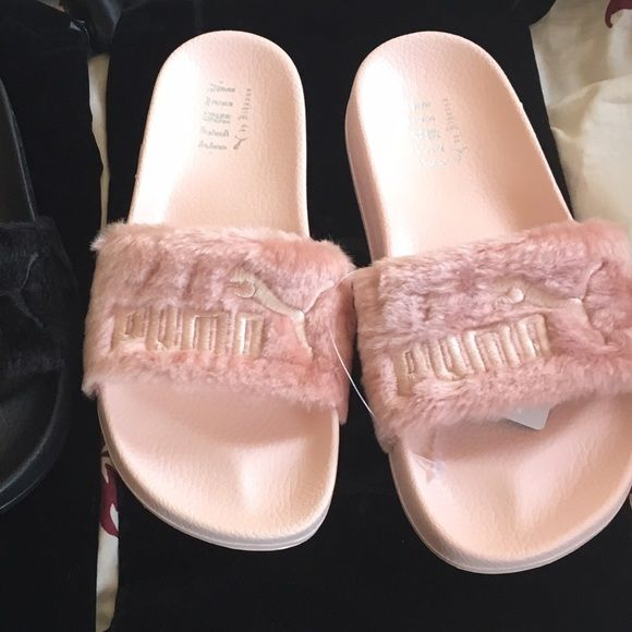 fenty x puma slippers