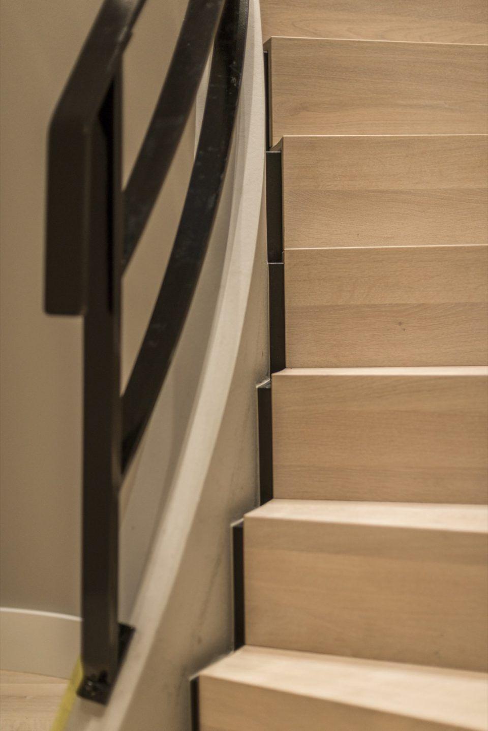 Martin van Essen - Penthouse met luxe interieur | Trappen ...