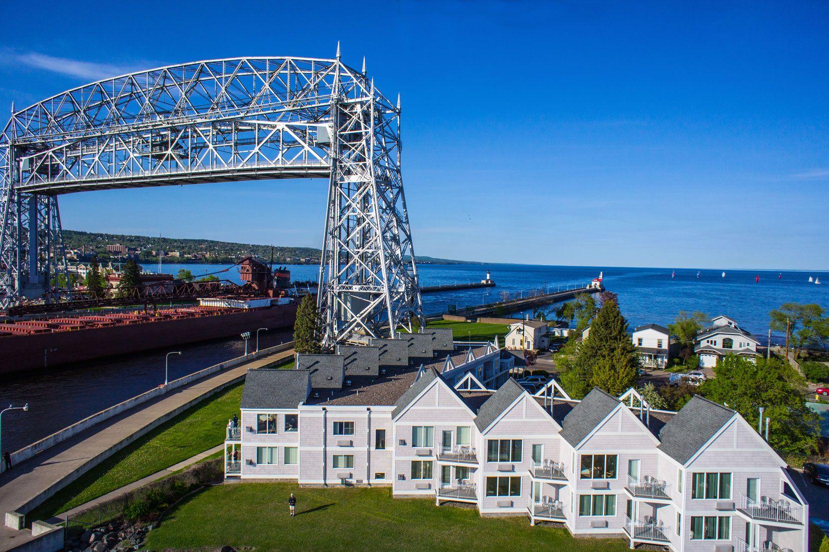 Hotels On Lake Superior Duluth Mn
