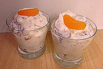 Photo of Schokokuss – Mandarinen – Quark von Pastacaro   Chefkoch