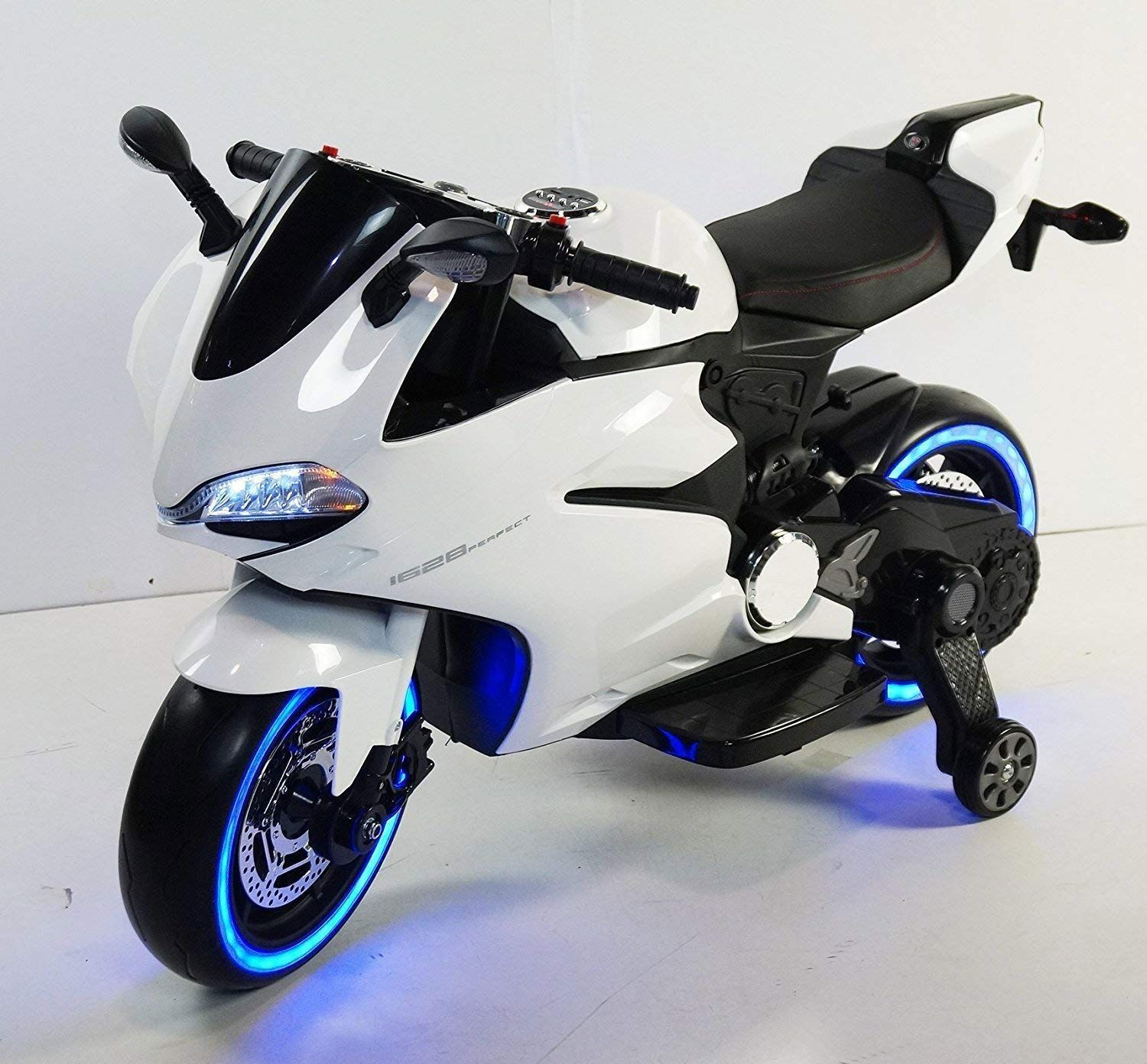 Buy GetBest 99 Ride on Bike for Kids with 12V Battery