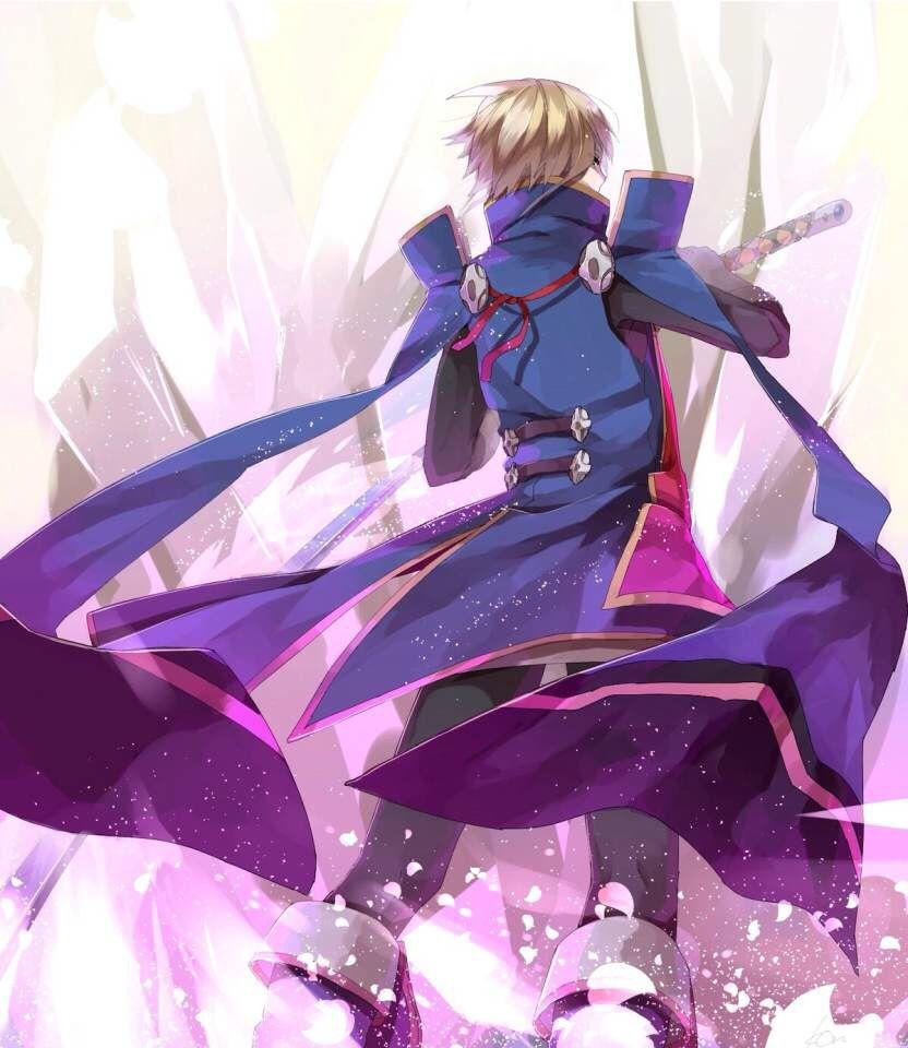 Jin Kisaragi Anime Images Anime Legends And Myths