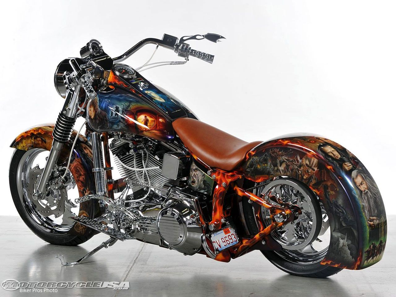 The Ultimate Builder Custom Bike Show presented by J&P