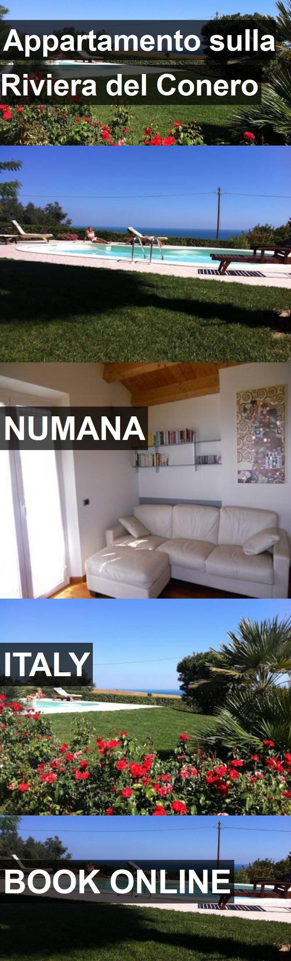 Hotel Appartamento sulla Riviera del Conero in Numana