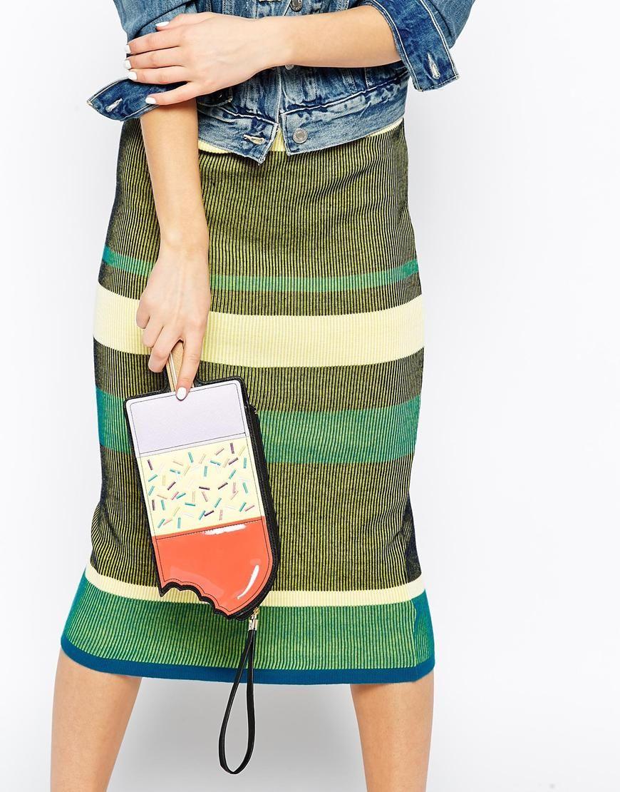 New Look Ice Lolly Clutch Bolsos, Moda online y Moda