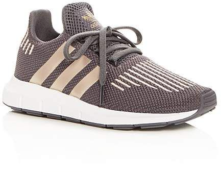 3db5a313c5e60 Adidas Unisex Swift Run Knit Lace Up Sneakers - Toddler