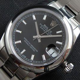 sale retailer fd745 f345e 商 品 名: ロレックスデイトジャストミディアム、, Swiss ETA社 ...