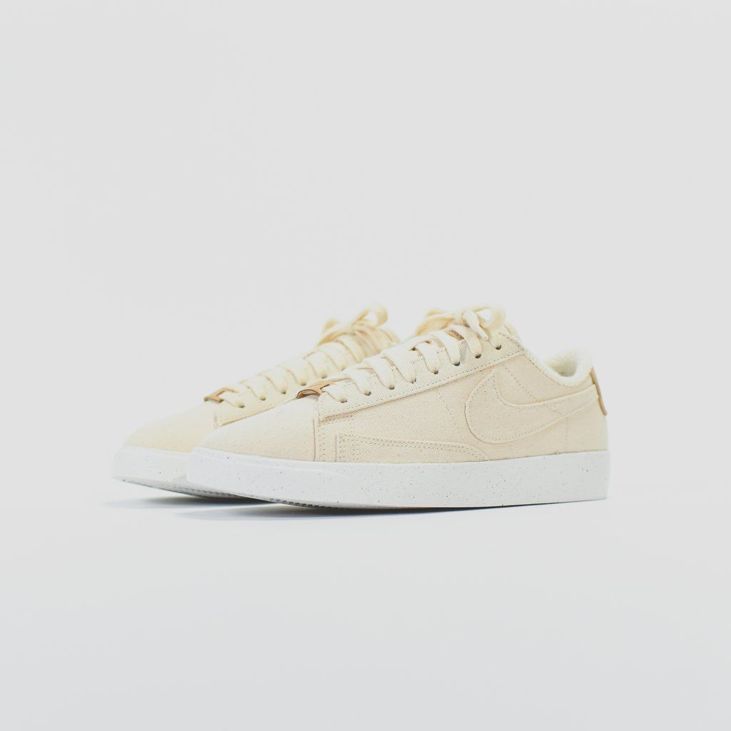 check out 8f99f 57c4d Nike WMNS Blazer Low LX - Pale Ivory – Kith