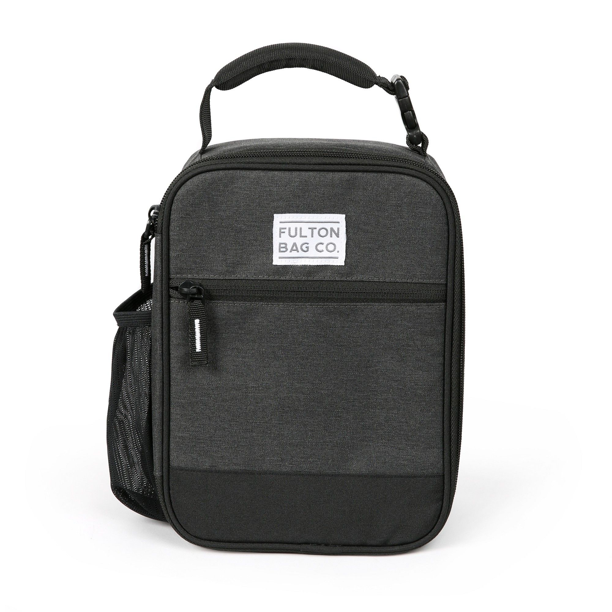 7df79023457d Fulton Bag Co. Upright Lunch Bag - Black in 2019 | Products | Mens ...