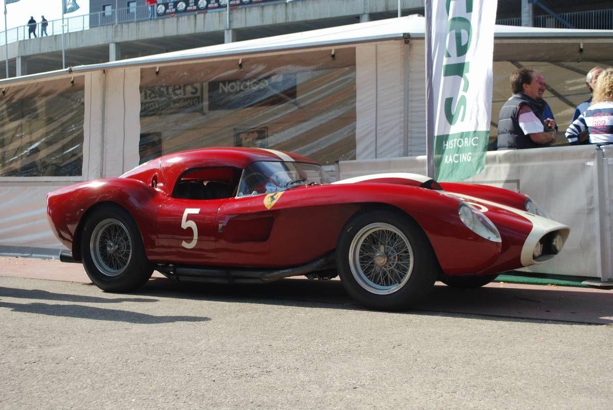 1957 type ferrari 250 testa rossa | autos | pinterest | ferrari