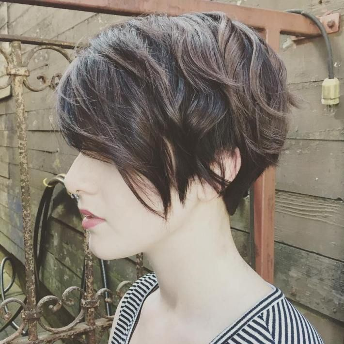50 Best Short Hairstyles for Thick Hair in 2021 -