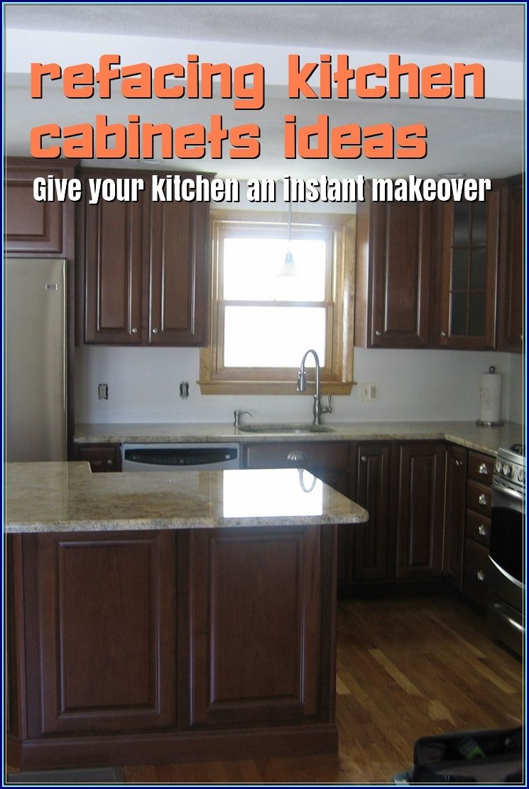 Kitchen Cabinet Refacing Ideas Refacing Kitchen Cabinets Cabinet Refacing Replacing Cabinets