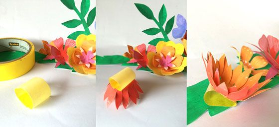 Wear this paper flower crown for cinco de mayo cinco de mayo de flower mightylinksfo